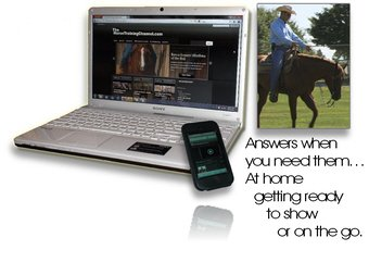 Horse Training Answers on the go!