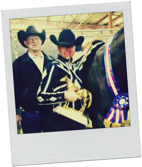 thtc jerri & fletch world champ-poloroid