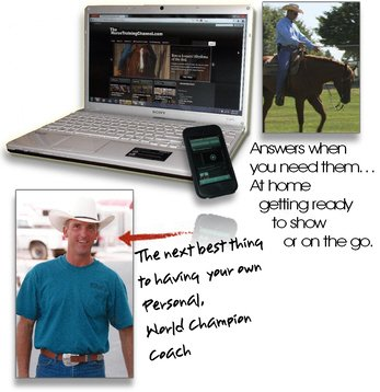 Western Pleasure Horse Training Personal Coach